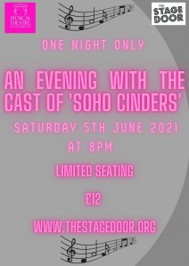 An Evening With The Cast Of Soho Cinders