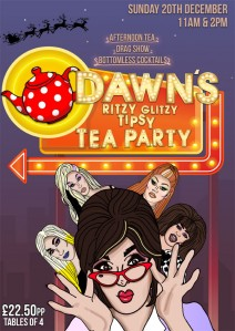 Dawn's Ritzy Glitzy Tipsy Tea Party