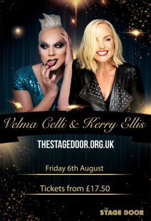 Velma Celli and Kerry Ellis - *** NEW DATE