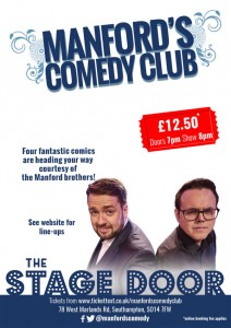 Manford's Comedy Night