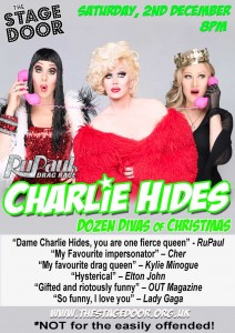 Charlie Hides - The 12 Divas Of Christmas