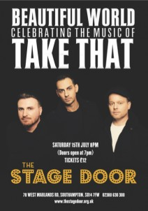 Beautiful World - Celebrating The Music Of Take That
