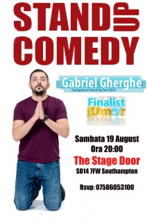 Stand-Up Comedy - Gabriel Gherghe
