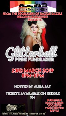 DELOONS BURLESQUE PRESENTS GLITTERBALL