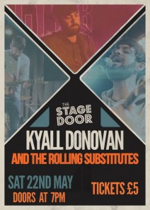 Kyall Donovan & The Rolling Substitutes