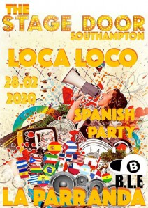 LOCA LOCO SPANISH PARTY 💃  (LA PARRANDA )