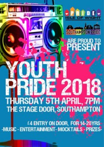 Youth Pride 2018